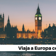 Viaja a Europa con ielts panama
